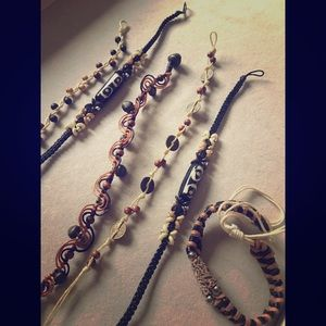 Jewelry - Friendship Bracelets Hand Crafted from Spain